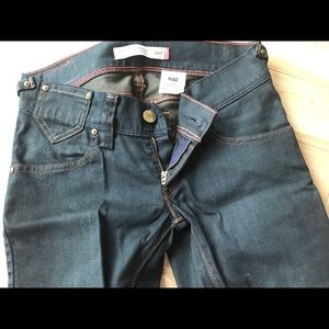 NWOT RARE COLLECTIBLE 504 low slouch Levi's jeans